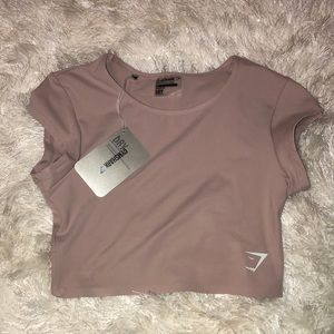 GYMSHARK DREAMY CROP TOP